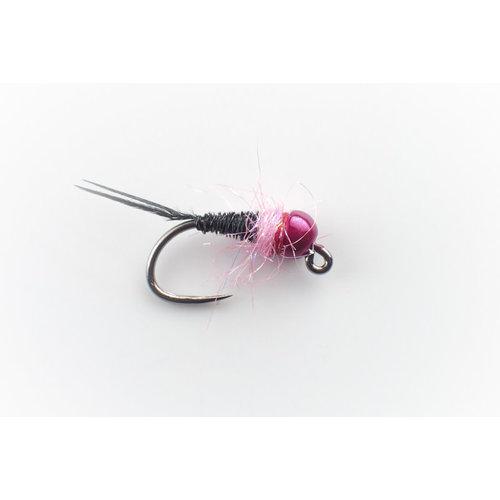 Holly Flies Black 'n Pink Jig