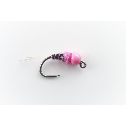 Holly Flies Pink Frenchie Jig