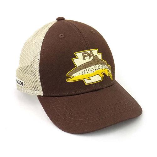 RepYourWater RepYourWater Pennsylvania Keystone Hat