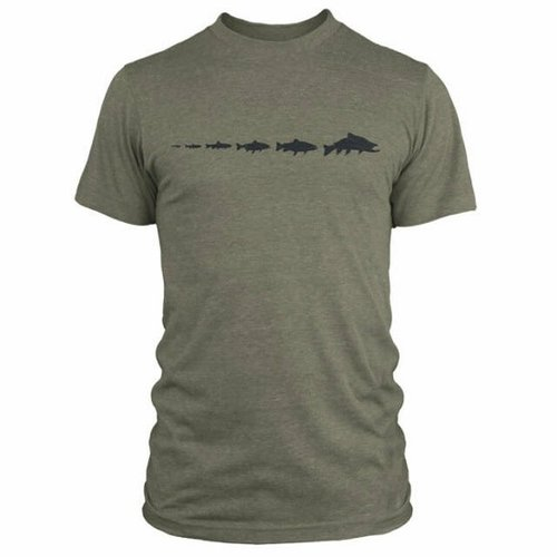 RepYourWater RepYourWater Trout Cycle Tee