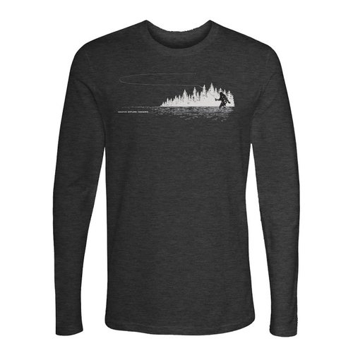 RepYourWater RepYourWater Tight Loops Squatch Long Sleeve Tee