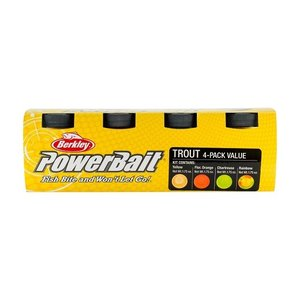 PowerBait PowerBait Trout Bait Value Pack