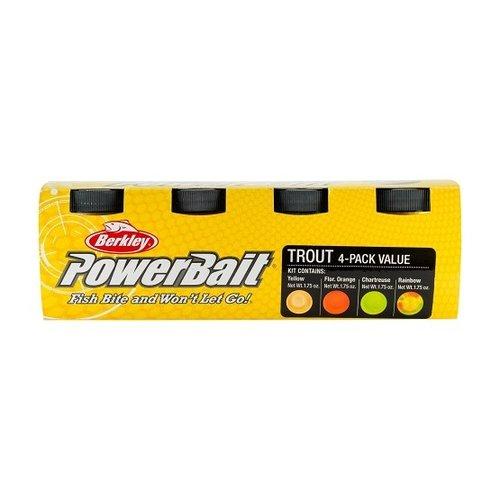 PowerBait PowerBait Trout Bait Value Pack