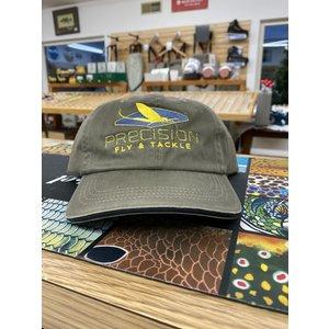 Precision Fly Fishing Precision Fly Fishing Cap/Hat Grey