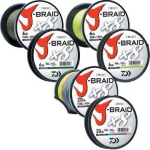 J-Braid Daiwa J-Braid x8