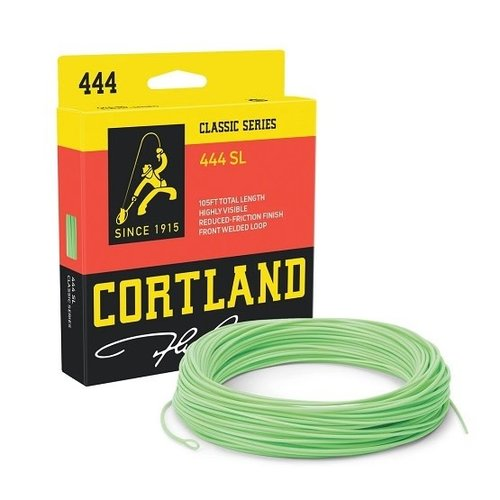 Cortland Line Company Cortland 444 SL Fly Line