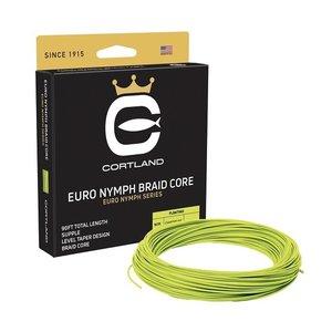 Cortland Line Company Cortland Hi-Vis Euro Nymph Braid Core Fly Line