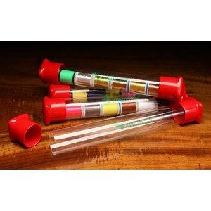 Hareline Thread Spool Stash Tubes