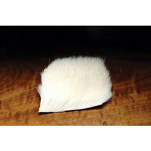 Hareline Hareline White Calf Body Hair