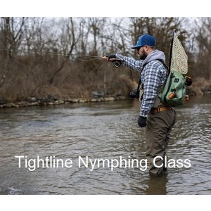 Precision Fly Fishing MT. Holly Springs Tightline Nymphing Class