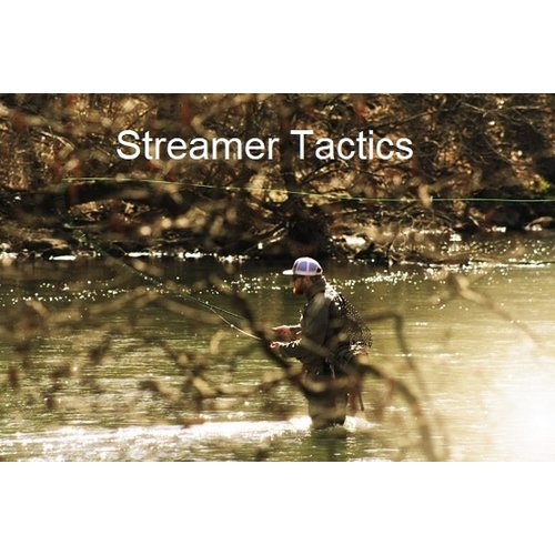 Precision Fly Fishing Lancaster Streamer Tactics Class