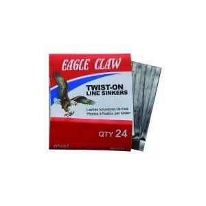 Eagle Claw Eagle Claw Twist-on Line Sinker