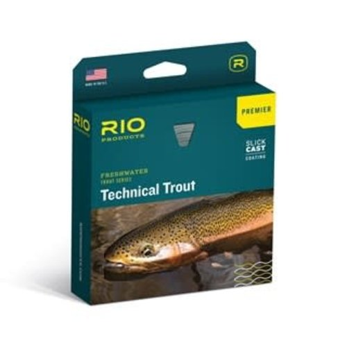 RIO Products Rio Premier Technical Trout Fly Line