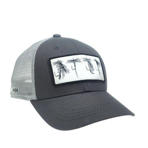 RepYourWater Trout Flies Hat - Low Profile