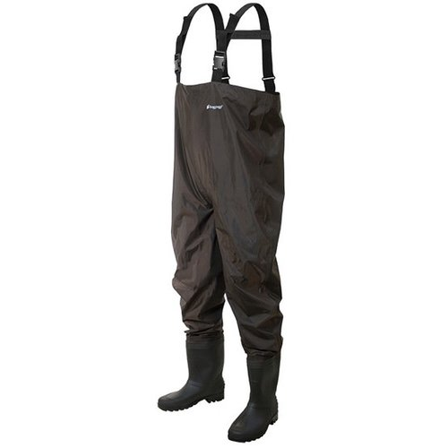 Frogg Toggs Men's Rana II PVC Cleated Chest Waders