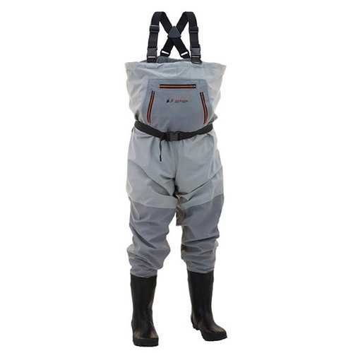 Frogg Toggs Men's Stout Hellbender Cleated Chest Waders