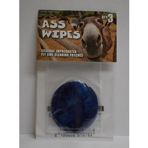 Fish Feathers Fly Line Wipes