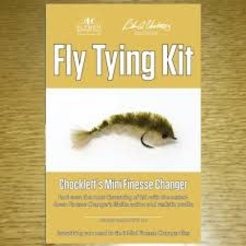 Fish-Skull Chocklett's Mini Finesse Changer Fly Tying Kit
