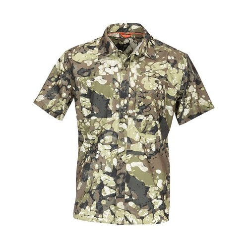 Simms Fishing Products M's Double Haul SS Shirt