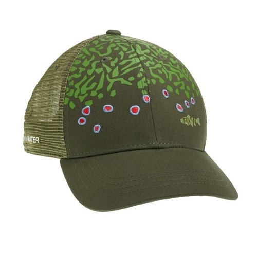 RepYourWater Brook Trout Skin Hat