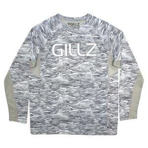 Gillz Men's LS UV Tournament Series V3 Shirt