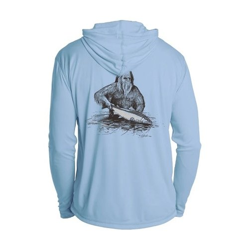 RepYourWater Squatch and Release Sun Hoody