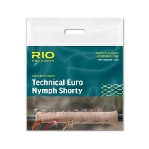 RIO Products Rio Technical Euro Nymph Shorty