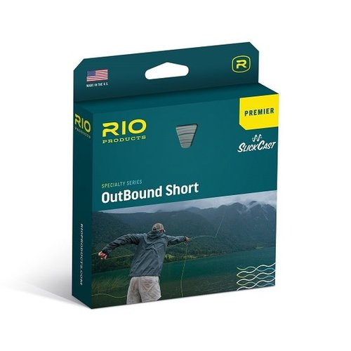 RIO Products Rio Premier Outbound Short Fly Line