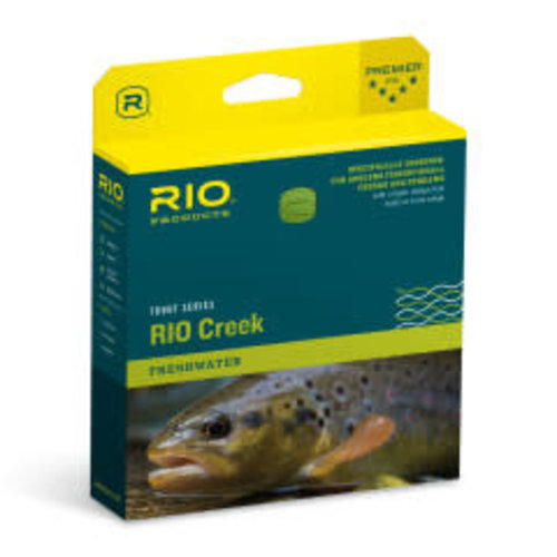 RIO Products RIO Creek Fly Line