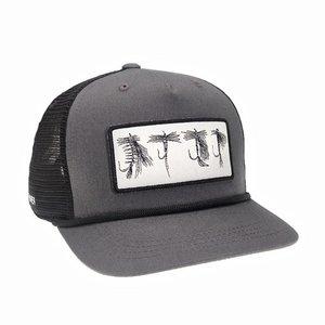 RepYourWater Trout Ties 5-Panel Hat