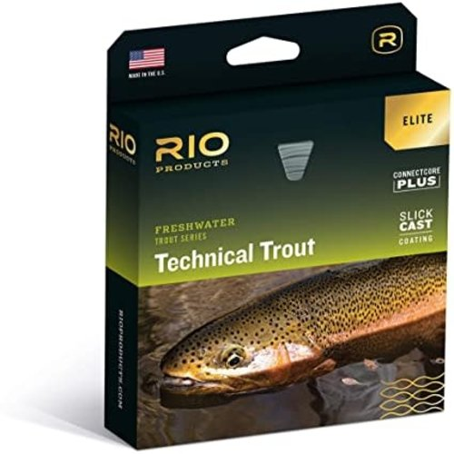 RIO Products Rio Elite Technical Trout Fly Line