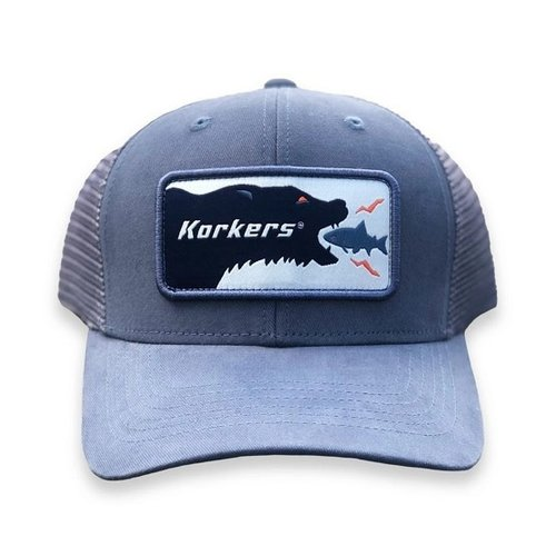 Korkers Hangry Bear Trucker Hat