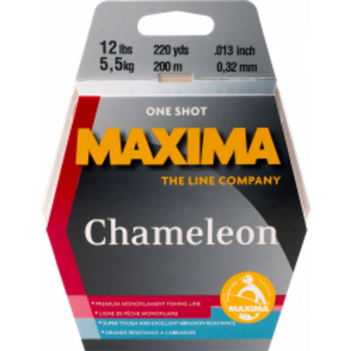 Maxima Maxima Chameleon One Shot Spools