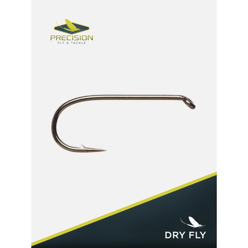 Precision Fly Fishing Precision Dry Fly Hook 11180