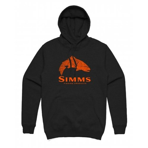 Simms Fishing Products Wood Trout Fill Hoody