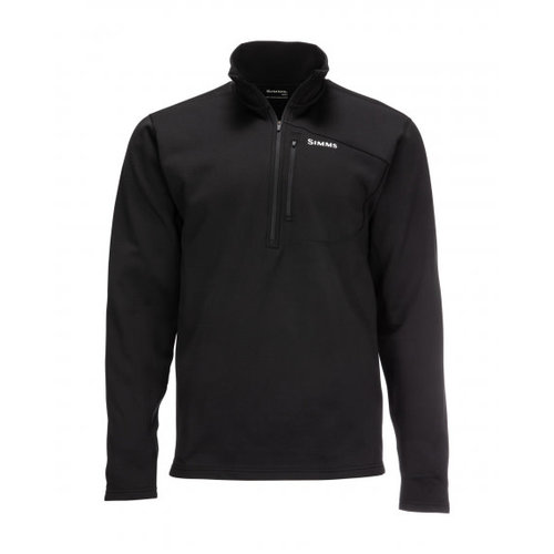 Simms Fishing Products M's Thermal 1/4 Zip Top