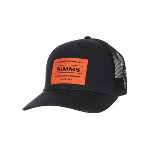 Simms Fishing Original Patch Trucker