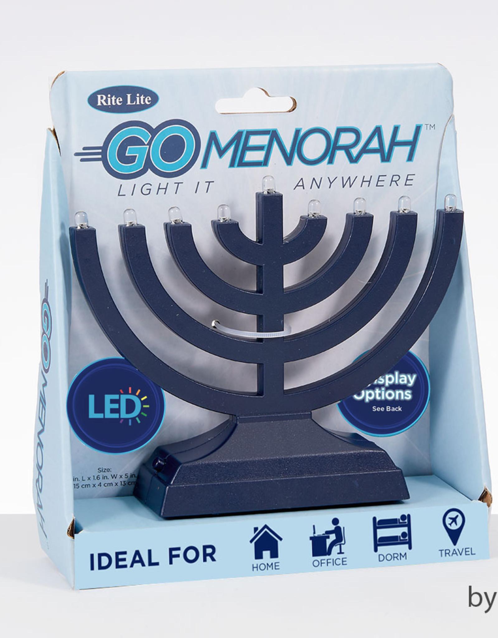 Menorah, LED GO