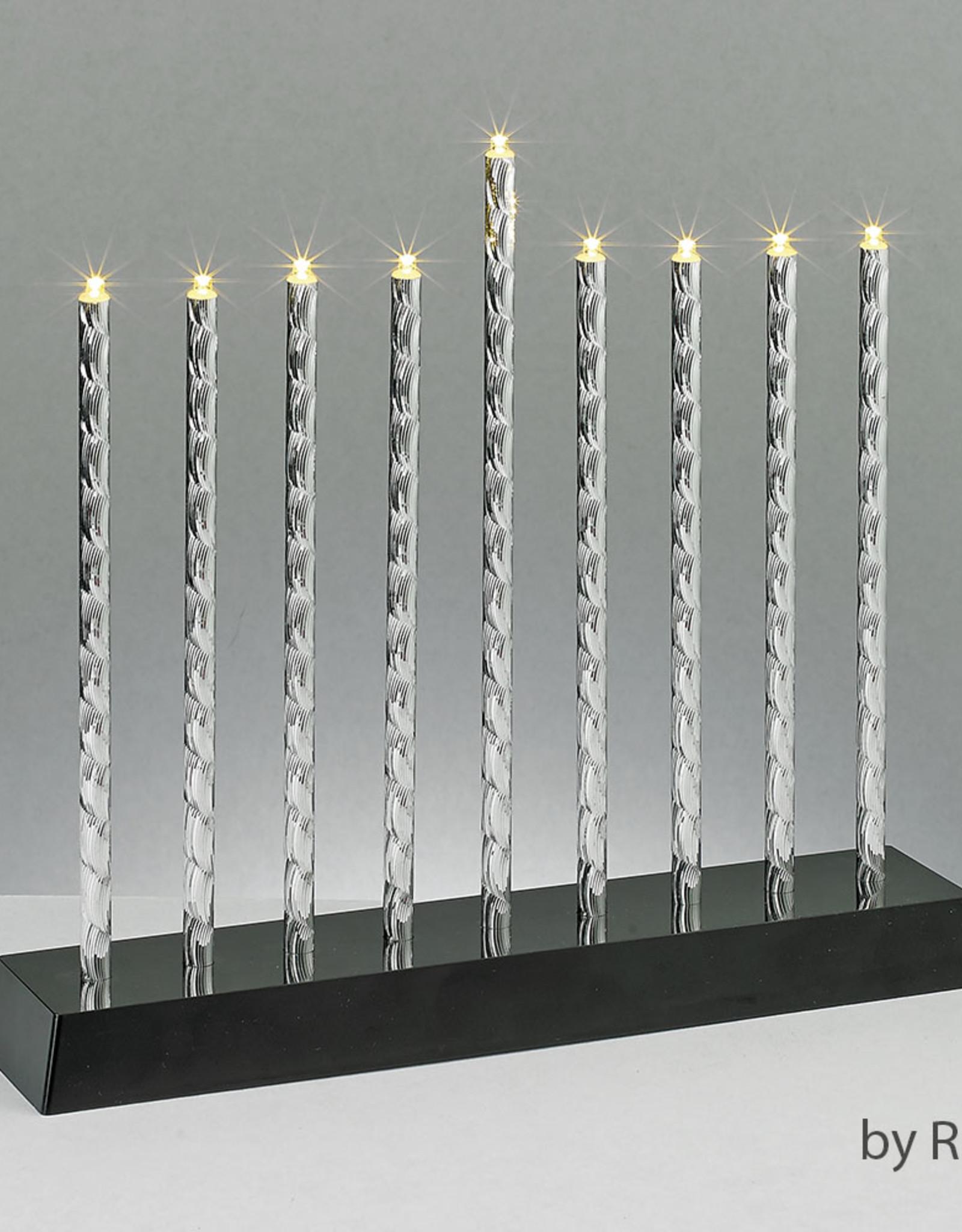Menorah, Diamond Cut LED