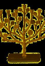 Menorah, Michael Aram Botanical Leaf Gold