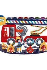 Menorah, Emanuel Fire Truck Menorah