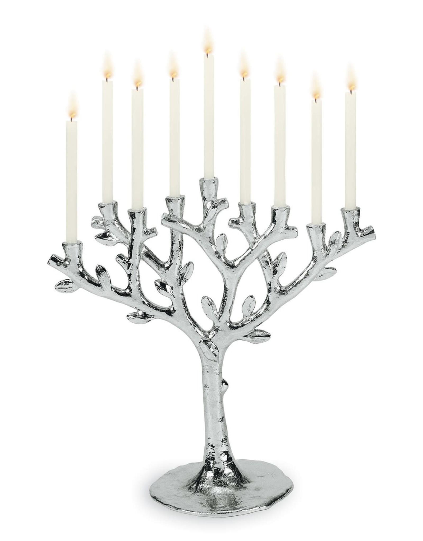 Menorah, Michael Aram tree of life
