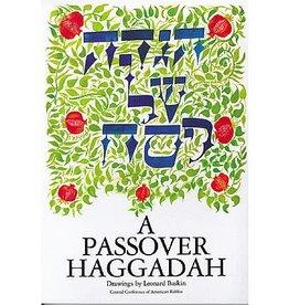 Haggadah. A Passover Haggadah