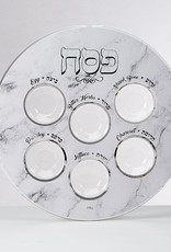 Printed Laminated Disposable Seder Plate