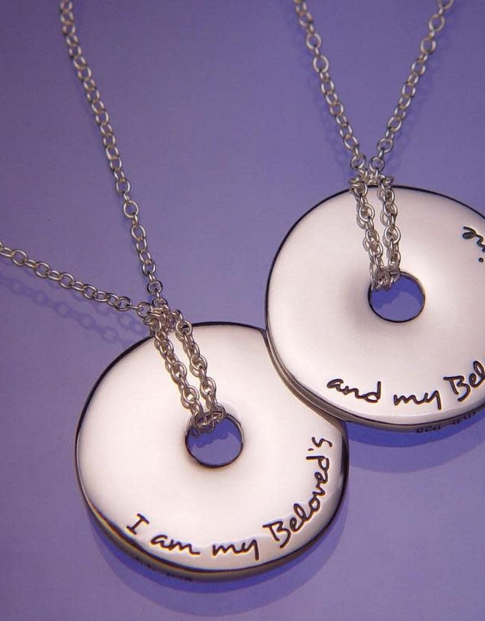 Necklace, I am my Beloved's