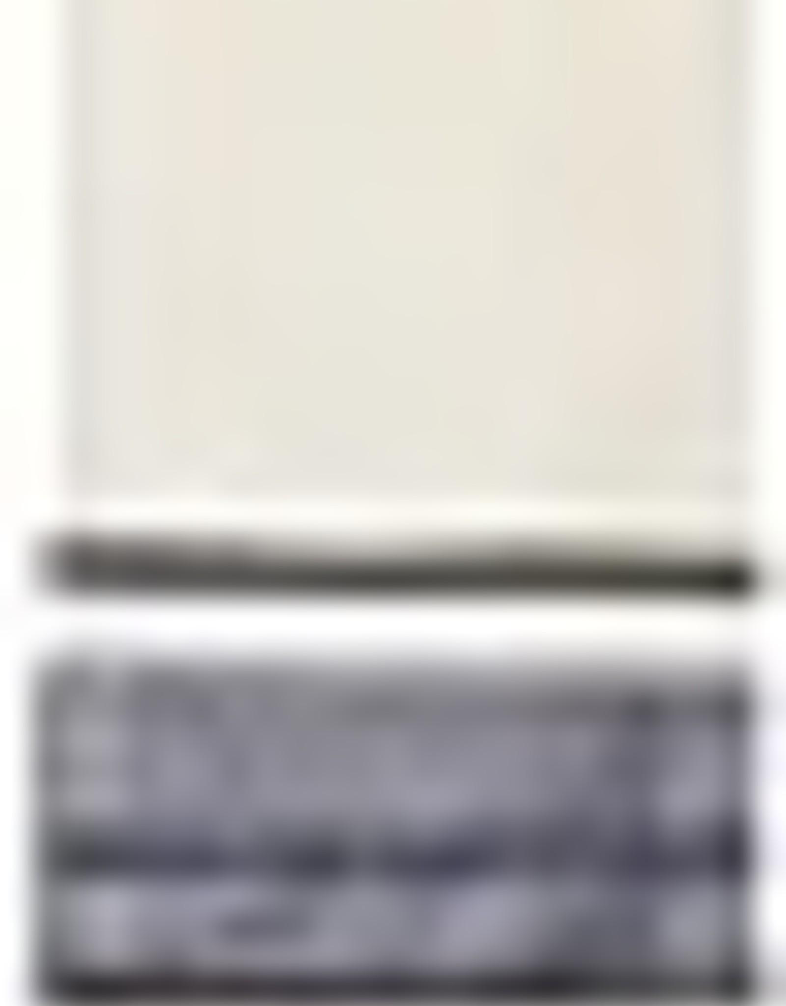 Tallit, 3pc slate blue/silver Ronit Gur 20''x72''