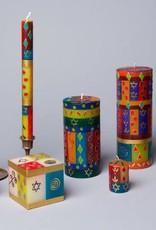 Candles, Shabbat Judaica, Fair Trade