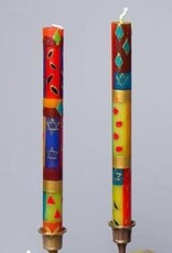Candles, Judaica Tapers, Fair Trade