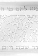 Tray, laser-cut w/ vines 10''x13''