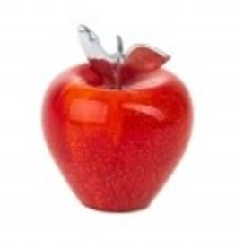 Apple, decorative  red